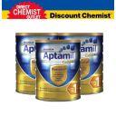 【三罐装包邮】Aptamil 爱他美金装奶粉1段 900g(21年9月)