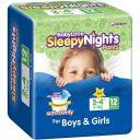 BabyLove 夜用纸尿裤(2-4岁)12片
