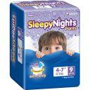 BabyLove夜用纸尿裤(4-7岁)9片
