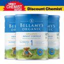 Bellamy's 贝拉米有机婴幼儿奶粉1段  (新版)  900g