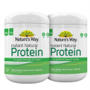 【包邮两件装】Nature's Way 天然营养蛋白粉原味 375g