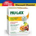 【清货一件包邮】Nu-Lax 乐康膏 铂金版每日益生菌水果纤维粉 (5.5g*15袋)保质期2020年5月