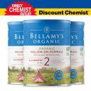 Bellamy's 贝拉米有机婴幼儿奶粉2段 (新版)  900g
