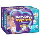 BabyLove 360° 弹性好动纸尿裤(9-14kg) 28片