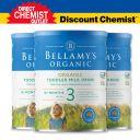 Bellamy's 贝拉米有机婴幼儿奶粉 3段  (新版) 900g