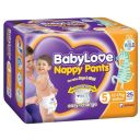BabyLove 360° 弹性好动纸尿裤(12-17kg) 25片