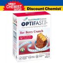 OPTIFAST VLCD 减肥代餐低卡能量棒 六包 390G (莓果)