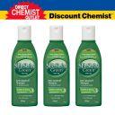 【三瓶装】Selsun Green 舒缓去屑洗发水(绿瓶)200ml