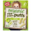 Whole Kids 有机婴幼儿零食 泡芙(苹果口味) 4袋装 30g