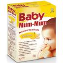 Baby Mum-Mum 婴幼儿磨牙米饼 香蕉味 36g