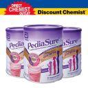 【儿童节】PediaSure 雅培 小安素儿童营养奶粉(草莓味)850g