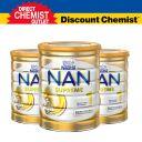 【新手妈咪】Nestle 雀巢 NAN 超级能恩金盾奶粉1段(0-6个月)800g (适度水解奶粉)