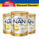 【儿童节】Nestle 雀巢 NAN 超级能恩金盾奶粉3段(1岁以上)800g