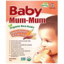 Baby Mum-Mum 婴幼儿磨牙米饼 红薯胡萝卜味 36g