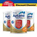 【新款】Aptamil Syneo 爱他美深度水解奶粉1段 0-6个月 900g