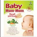 Baby Mum-Mum 婴幼儿磨牙米饼 蔬菜口味 36克