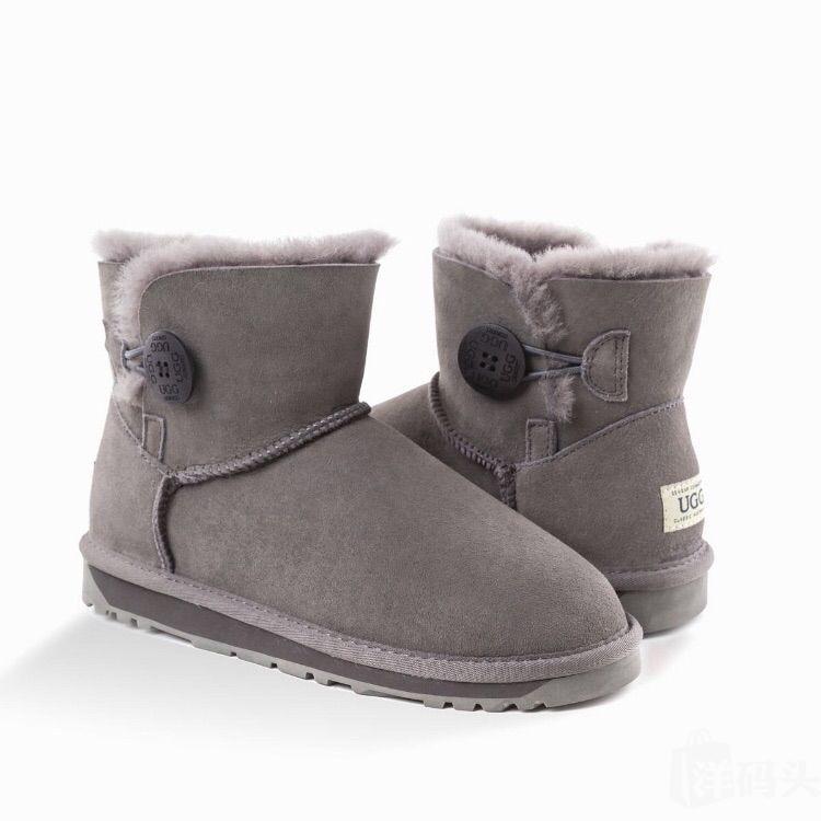 奶粉客服工作总结_OZWEAR UGG 流苏圆头防水羊皮毛一体加绒保暖雪地靴 (OB367 栗色)